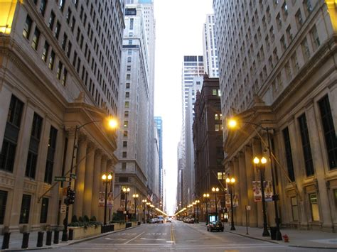Chicago Financial District Doesn't Need a N.Y.C. High Line ...