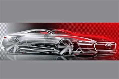 New Audi Concept Teased Again Could Be Dubbed Prologue