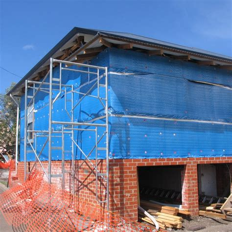 Thermal Break Insulation, Vapour Barrier And Acoustic