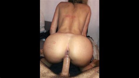 Dripping Wet Pussy Rides Huge Dick LeoLulu RAW D