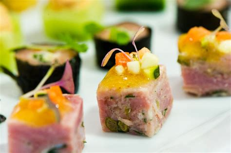 ham canapes ham hock terrine canapes fabulous christening ideas