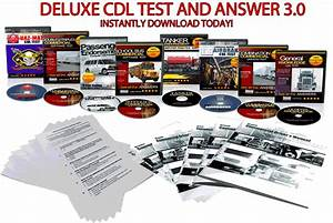 California Cdl License Practice Tests