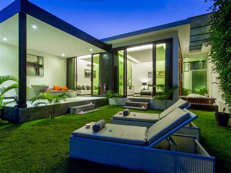 lotus  bedroom private villa  jacuzzi lotus villas