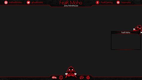 Binding Of Isaac Wallpaper Twitch Overlays On Behance