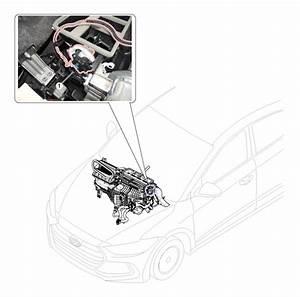 Hyundai Elantra  Mode Control Actuator Components And