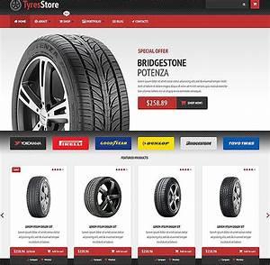 Auto Web : 15 best ecommerce templates for wheels and tires websites ecommerce design ~ Gottalentnigeria.com Avis de Voitures
