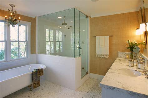 Small Half Bathroom Tile Ideas by Half Bath Remodel Ideas Bathroom Traditional With Bathroom