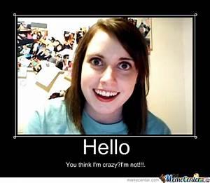 MEMES CRAZY GIRL image memes at relatably.com