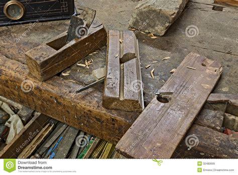 woodworking tools stock image image  scraper equipment