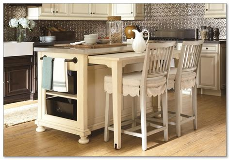 kitchen island pull out table space saving kitchen island with pull out table home decor 8210