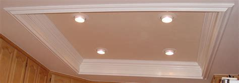 The first option is to keep the soffit open; Amazing Update Recessed Kitchen Light Box : Kitchen Lighting Ideas   Recessed lighting fixtures ...