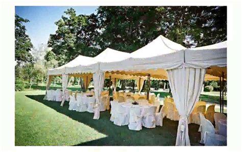 decoration salle de mariage deco mariage exterieur