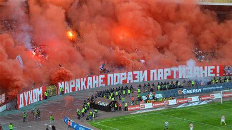 red star belgrade win appeal  uefa stadium ban
