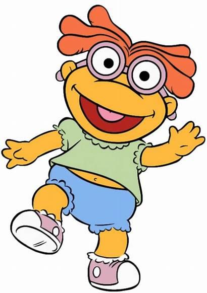 Skeeter Muppet Scooter Sesame Street Kermit Characters