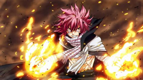 fairy tail natsu wallpapers wallpaperboat