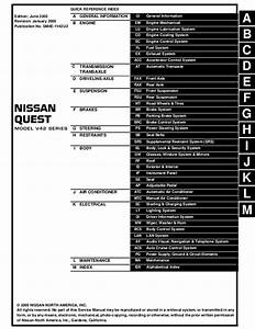1995 Nissan Quest Wiring Diagram