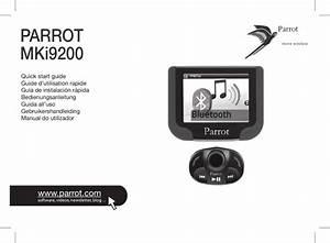 Kit Bluetooth Para Instalacao Auto Mki9200 Parrot