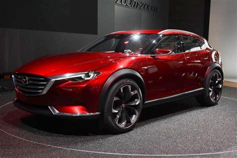 2020 mazda cx 9s mazda s koeru concept is a sleek looking crossover w