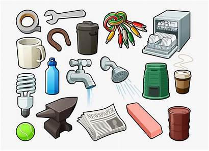 Random Objects Clipart Clipartkey Clipground Transparent