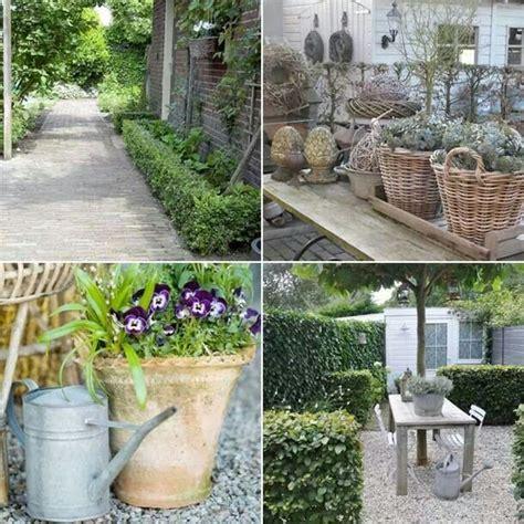 mooie landelijke tuin tuin ideeen tuin