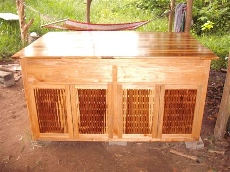 Teak Outdoor Kitchen Cabinet  Finewoodworking