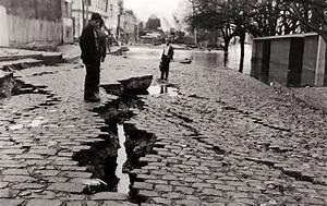 Las Impactantes Im U00e1genes Que Dej U00f3 El Terremoto De Valdivia Hace 59 A U00f1os