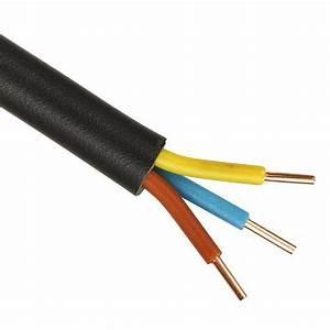 Section De Cable électrique : cable lectrique 3g2 5 ro2v rigide prix au m tre ~ Dailycaller-alerts.com Idées de Décoration