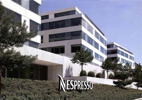 nespresso siege social nespresso lausanne remattus