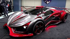 Mexico's 1400bhp 'Inferno' supercar is made of stretchable ...