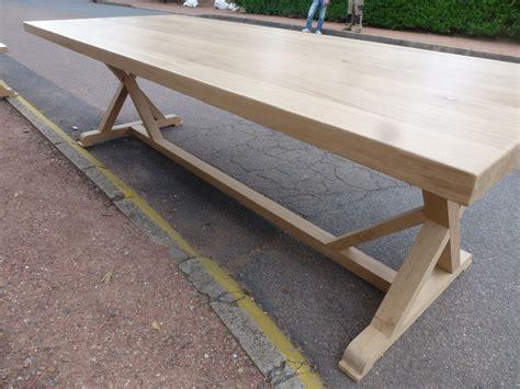 table en ch 234 ne pieds x forme charpente robin sicle