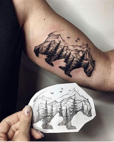 image result  nature tattoos  men nature tattoo