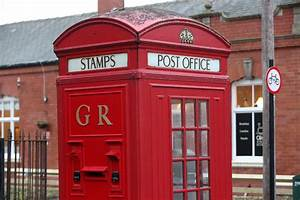 Where Can You Still Find Old Red Telephone Boxes  See What We Found On A Trip Around The North