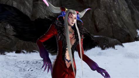 ffviii villain ultimecia announced  dissidia final