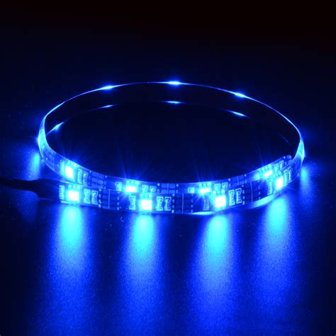 multi color rgb 5050 smd led strip light tv background
