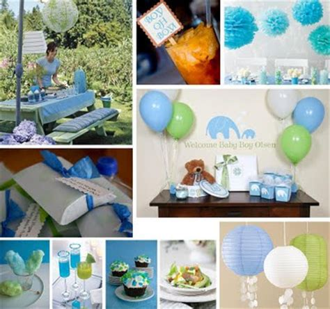 simple baby shower themes simple baby shower ideas boy baby shower decoration ideas