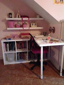 Pimp My Kallax : ikea kallax linnmon desk hack google search desk ideas pinterest drawers desks and hands ~ Markanthonyermac.com Haus und Dekorationen
