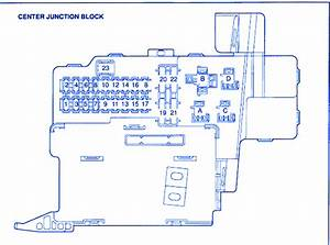 2002 Toyota Celica Fuse Box Diagram