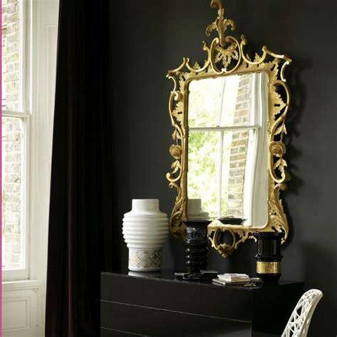Das Goldene Haus Eleganter Lueckenfueller by Schwarze Innenw 228 Nde In Ihrer Wohnung 30 Originelle