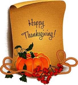 happy thanksgiving clip animated clipartsgram