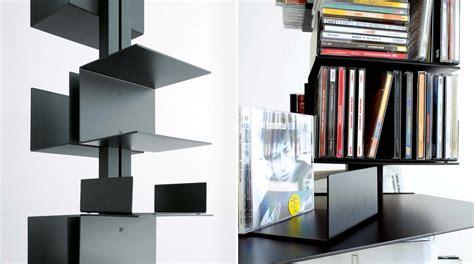 libreria alluminio libreria design totem aluminium stand sololibrerie