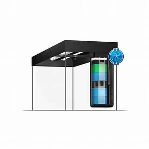 Lido 200 Led : juwel aquarium lido 200 zwart led avonturiashop ~ Frokenaadalensverden.com Haus und Dekorationen