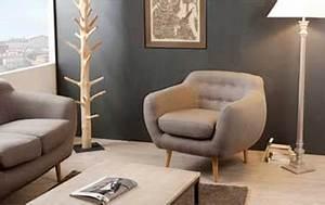 Petit Fauteuil Salon : petit fauteuil pour salon id es de d coration int rieure french decor ~ Teatrodelosmanantiales.com Idées de Décoration