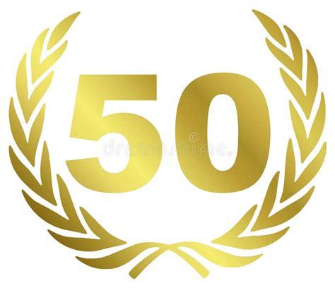 50 Anniversary Stock Photo  Image 8592850