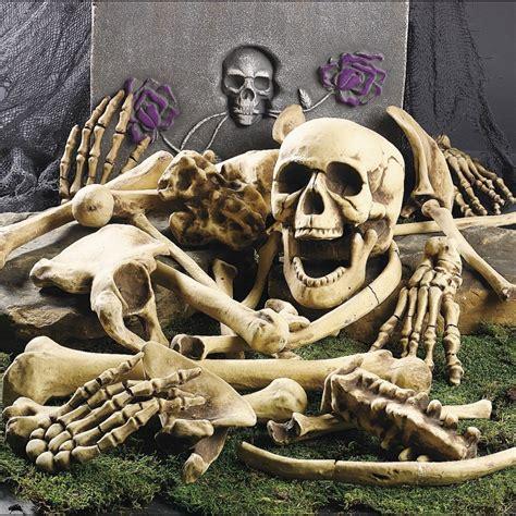 outdoor props indoor outdoor halloween skeleton decorations ideas