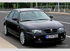 MG ZT 2004, 2005 autoevolution