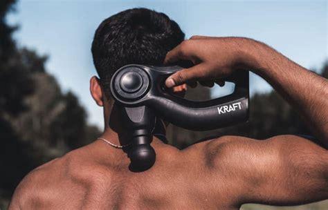 Kraftgun Massage Gun Review • Best Massage Tech