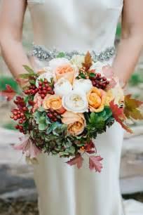 fall wedding flowers seasonal autumn wedding flowers ideas