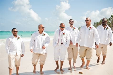 Mens Beach Wedding Outfits - Wedding and Bridal Inspiration
