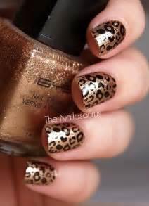 Fabulous leopard nail art designs for women pretty