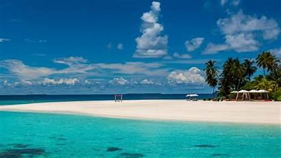 4k Tropical Beach Wallpapers Maldives Nature Desktop